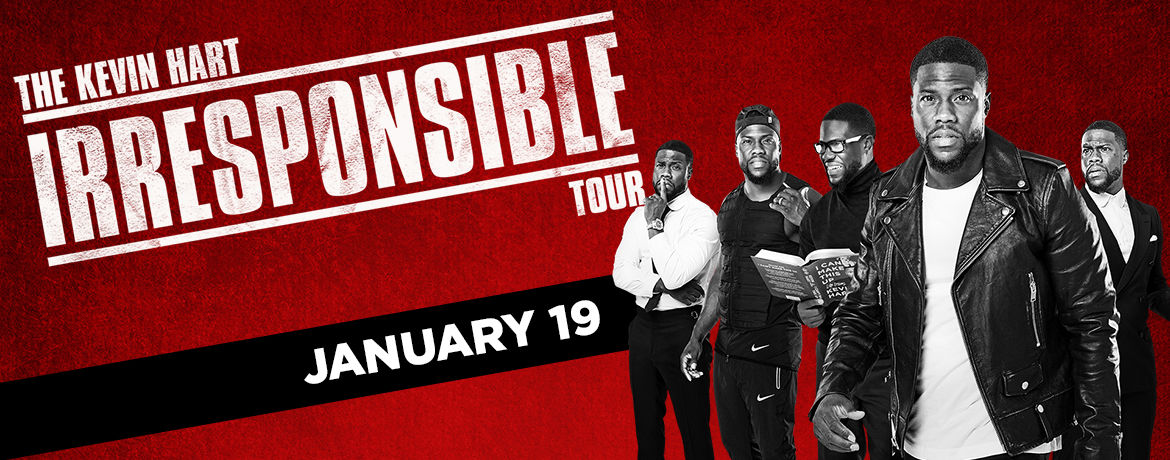 Event Promotional Photo: Kevin_Hart_FARGO_1170x460_option2